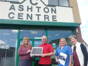 North Belfast Charity Goes Solar with Help from Trust