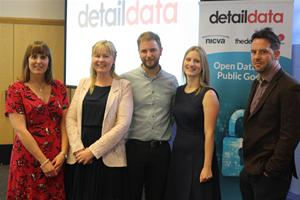 The Trust at The Detail Data Launch