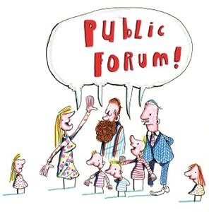 Civic Engagement - Public Forums