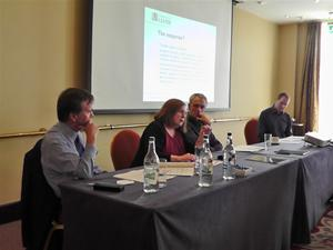 Trust facilitates workshop at ACF conference