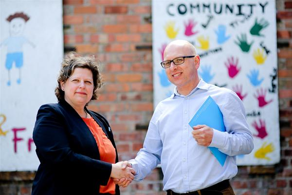 Trust and Cooperative Alternatives team up again for Community Shares