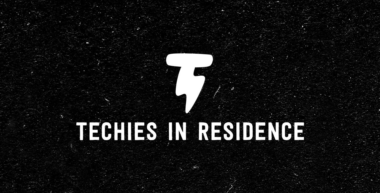 Techies in Residence - A Digital Approach to a Community Project