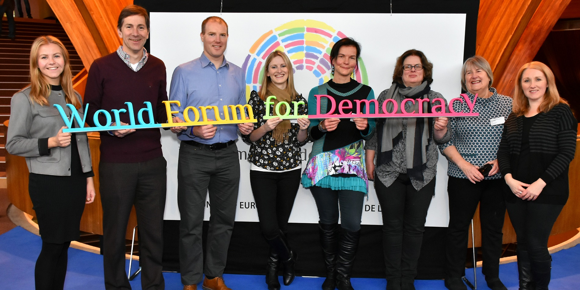 Trust at the World Forum for Democracy 2016